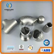 Raccords de tuyau de soudure bout à bout en acier inoxydable 304 / 304L Cap (KT0360)