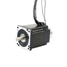NEMA 34 BLDC Motor with Brake for Lithium Battery Sliding Door