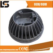 La aleación de aluminio a presión la fundición para la vivienda de la lámpara LED del disipador de calor