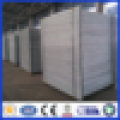 Cheap Stock Steel Fence For Sale