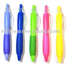 Пластиковая ручка шариковая ручка