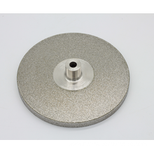 "Supply for for China Manufacturer of Diamond Grinding Wheel, Diamond Resin Soft Wheel, Diamond Sharpening Wheel 5"" Diamond Disk for the Twin Spin Grinder supply to Suriname Manufacturer"