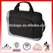 Unisex gender Laptop Messenger Bag, conference bag leather briefcase