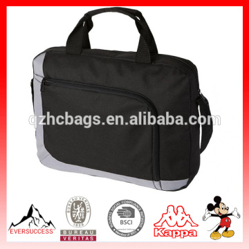 Пол унисекс ноутбук Сумка, конференц-сумка кожаный портфель