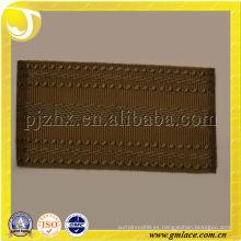 Wide Machine producido tejidos Braid Gimp Trim para sofá, almohada y decoración de textiles para el hogar