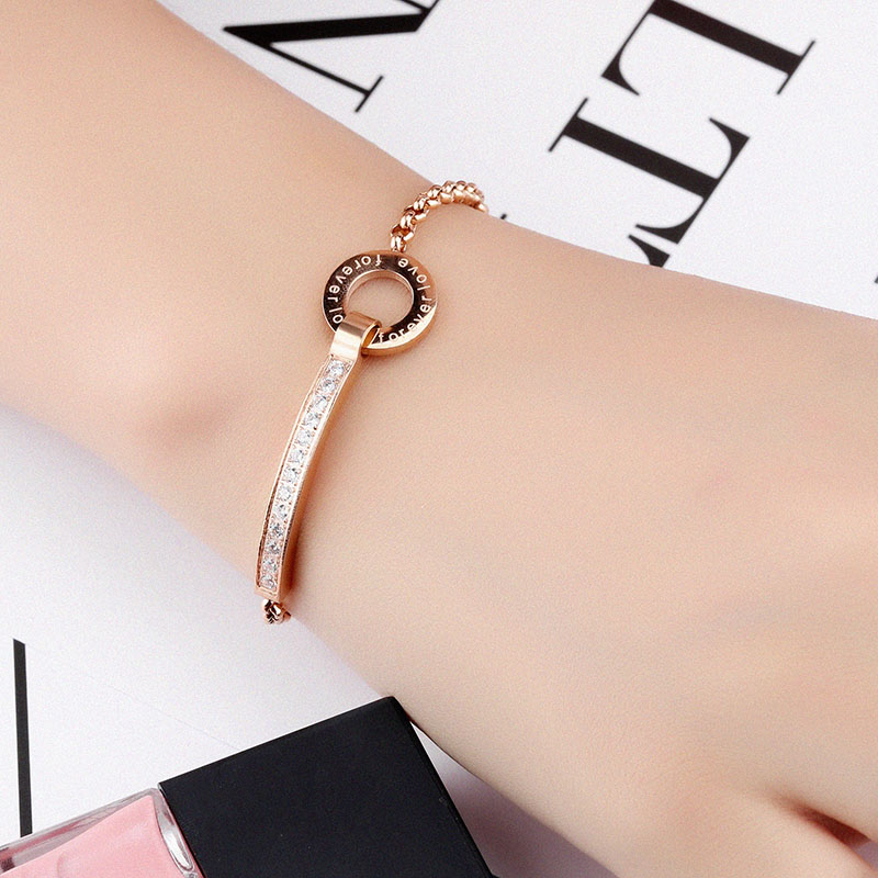Gold Bracelet For Girls