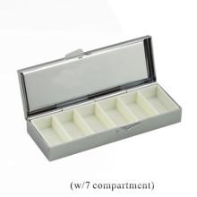 Коробка хранения высокого качества металла для пилюльки (BOX-35)