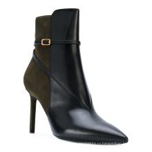 дешевые оптовые обуви в Китае модные женские ботинки 2018