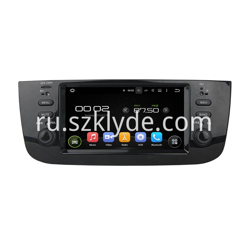 Fiat Linea 2015 android 7.1 car dvd (1)