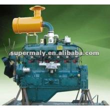 Стабильный природный газовый двигатель