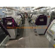 Shoe Upper Knitting Machine 14G Chinese Brand Cg-336-S 3 System Year 2016 Chinese Made Sweater Knitting Machine for Sale