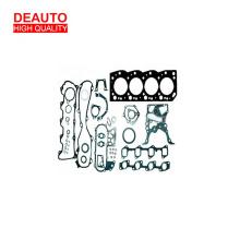 material metálico 04112-54071 Juego de juntas de culata