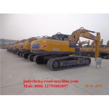 Excavadora XCMG XE250C, capacidad de cuchara de 1 m3