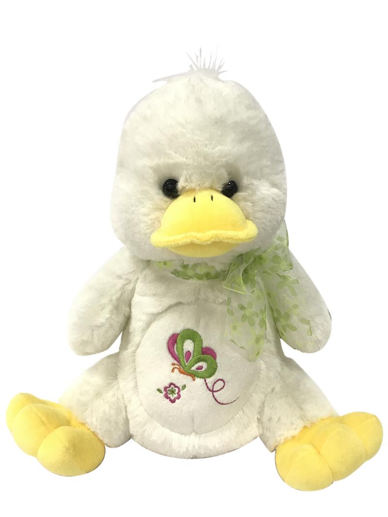 Plush Duck Toy