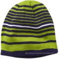 15PKB003 2016-17 latest trendy strip knit beanie