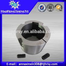 Casquillo de bloqueo cónico 4030 para polea de diámetro cónico, piñón, polea