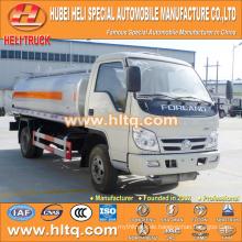 FOTON 4X2 leichter LKW 3500L preiswerter Preis Kraftstofftank LKW