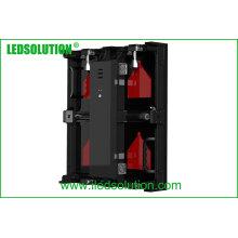 Affichage à LED de location moulé sous pression léger extérieur de 500X500mm