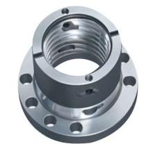 Aleación de aluminio a presión fundición simple brida