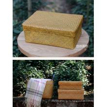 (BC-ST1039) Горячее надувательство модное прочное Handcraft естественная корзина соломы