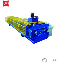 CE Warna Steel Sheet Double Layer Forming Machine