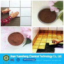 Adjuvants adhésifs en céramique d'adjuvant de ciment de lignée de sodium adhésifs en céramique