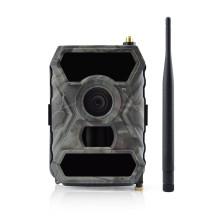 Full HD impermeable 0.35s disparar cámara de caza de tiempo, cámara de rastro de caza