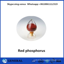 High Quality Lab Reagent Flame Retardant Powder Red Phosphorus