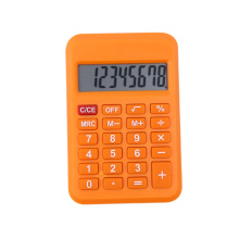 8 Digits Small Size Electronic Calculator for Kids
