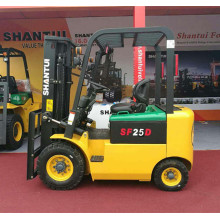 2.5 ton electric forklift with AC motor
