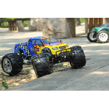 1: 8 Scale 2.4G 4WD Gas RC Car with 12cxp