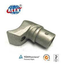 Precisión de aluminio piezas de fundición de bicicletas