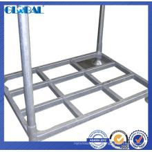 Structure en tube d'acier de l'empileur pour le stockage d'entrepôt