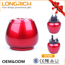 2017 fashional design promotional gift for lover ,travel adapter with wholesale price