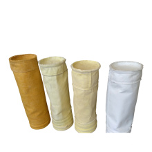 Anti-abrasion aramid material dust collector filter bag