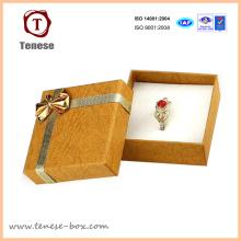 Caja de regalo de la joyería del empaquetado decorativo del OEM