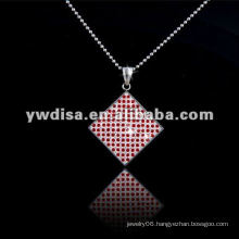 New Arrival Fashion Stainless Steel Pendant Necklace