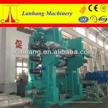 Machine de calandrage en caoutchouc à faible prix et haute production