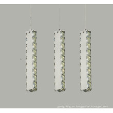 Moderno nuevo diseño cristal LED colgante de luz (MP77057-5)