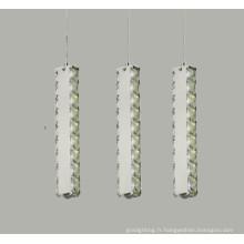 Lumière suspendue LED moderne en cristal moderne (MP77057-5)