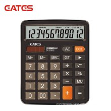 2 power source electronic battery calculator in plastic