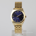 luxury watches brushed gold watch for men