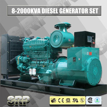 Diesel Generator Set Diesel Gernerating Set Powered by Cummins Sdg375cc