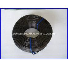 Schwarz geglühtes Kabel / schwarz geglühtes Eisen Draht / schwarz geglüht Bindung Draht
