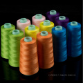 Fil à coudre 100% Polyester filé 100yard / Tube