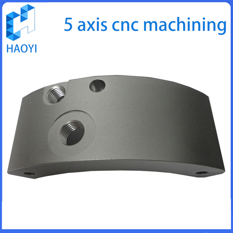 CNC Machining Metal Parts 5 Axis Machining
