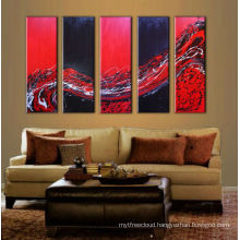 Abstract Manually Art Painting works