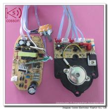 Un humidificateur à atomiseur ultrasonique 2,4 MHz 24 V cc