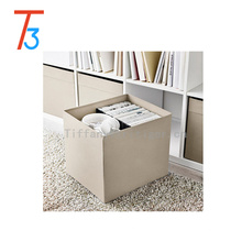 Home&Garden storage colorful foldable decorative home storage box