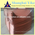 wear and tear resistant rubber sieve mesh screen